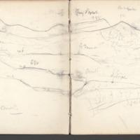 Carnets glangeaud, 2400, Monts du Forez , 2413
