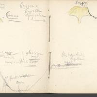 Carnets glangeaud, 2300, Massif du Mont Dore, 2304