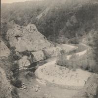 Pontgibaud.-Gorges de la Sioule et le Chalusset