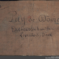 Carnets glangeaud, 1200, Puy de Dôme-Dislocation houillère du Livradois/Dore, 1200C