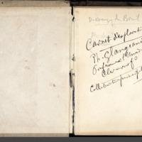 Carnets glangeaud, 2100, Feuille de Brioude - Livradois, 2100C1