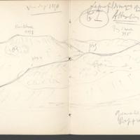 Carnets glangeaud, 2400, Monts du Forez , 2418