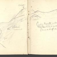 Carnets glangeaud, 3400, Massif du Mont Dore, 3420