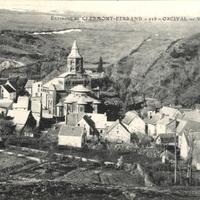 Environs de Clermont-Ferrand.-Orcival