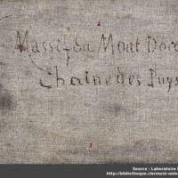 Carnets glangeaud, 1500, Massif du Mont Dore Chaîne des Puys, 1500C