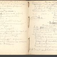 Carnets glangeaud, 300, Puy de Dôme, 304