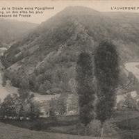 La Boucle de la Sioule entre Pontgibaud et Montfermy