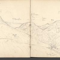 Carnets glangeaud, 3500, Mont Dore - Cantal - Ardèche, 3507