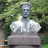 Glangeaud 130 statue de Philippe Glangeaud.JPG