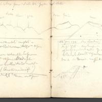Carnets glangeaud, 400, Puy de Dôme, 409