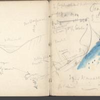 Carnets glangeaud, 2800, Massif du Mont-Dore, 2800