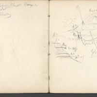 Carnets glangeaud, 2800, Massif du Mont-Dore, 2808