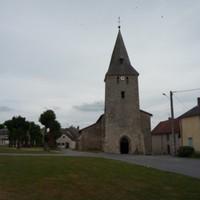 Le village de Saint-Dizier Leyrenne